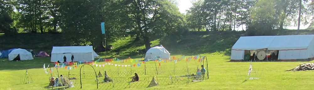 The Green Earth Awakening Camp 2013